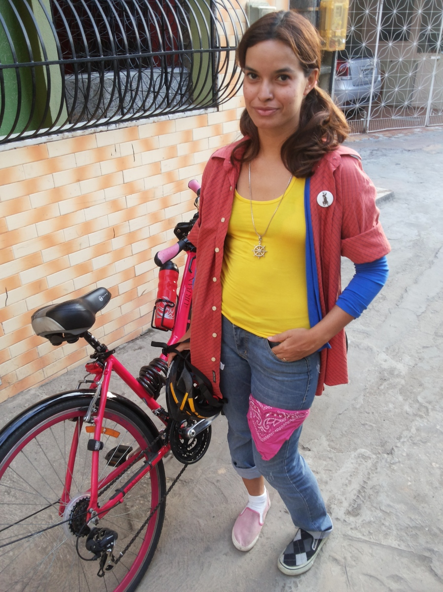 Look de Bike - Fantasia de Punky, a levada da breca