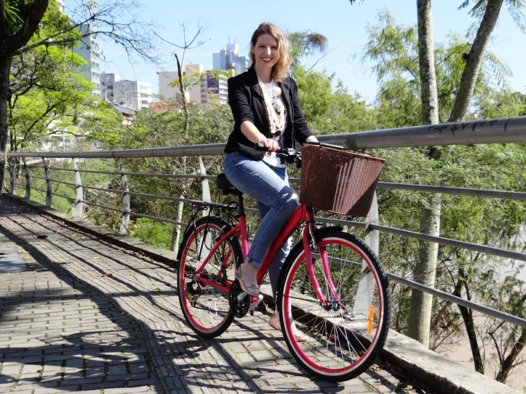 De Bike em Blumenau – Dani Roste