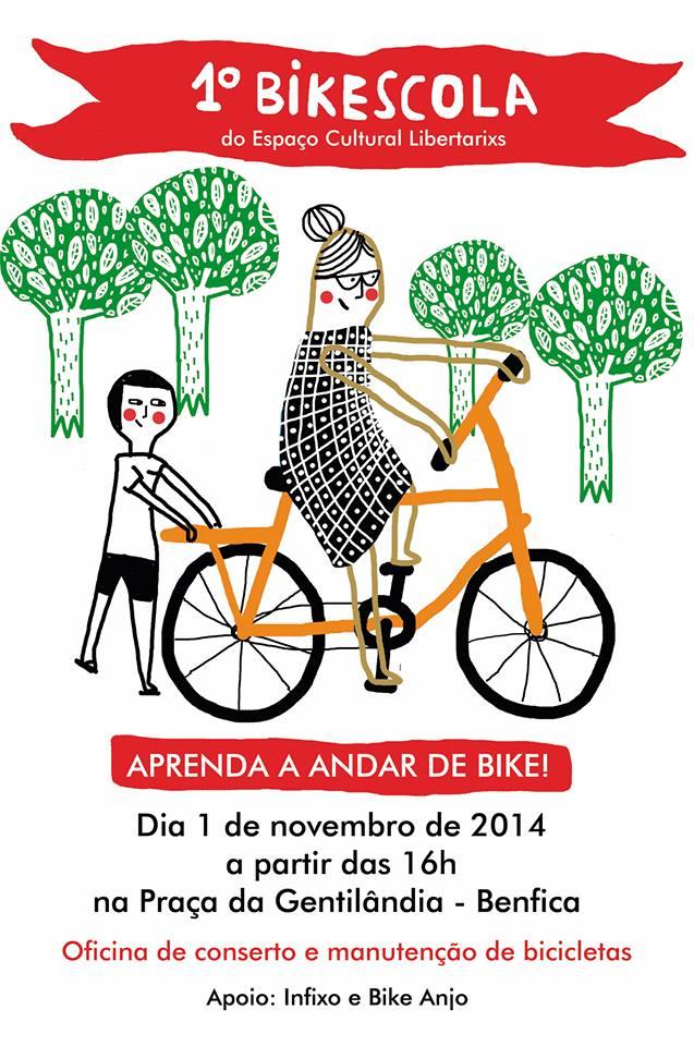 Evento bike anjo e manutenção  Blog de Bike na Cidade