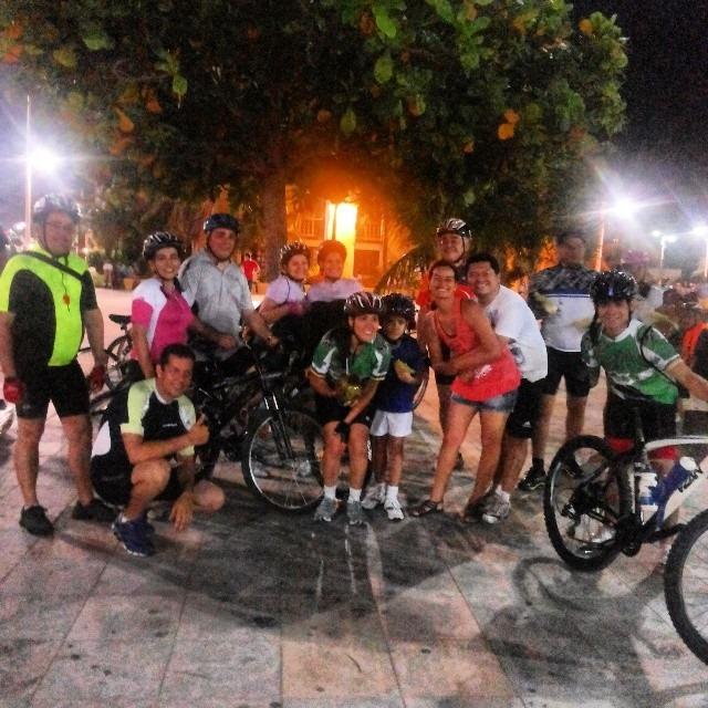 Bora Pedalar De Bike na Cidade Sheryda Lopes 2
