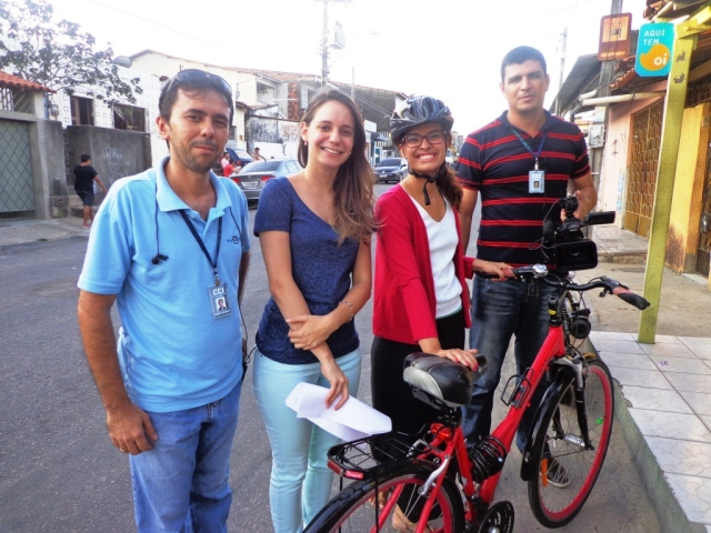 Closet TV O Povo Blog de bike na cidade Sheryda Lopes by Francisco Barbosa (9)