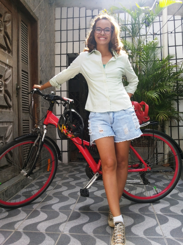 look de bike na cidade sheryda lopes by Francisco Barbosa (1)