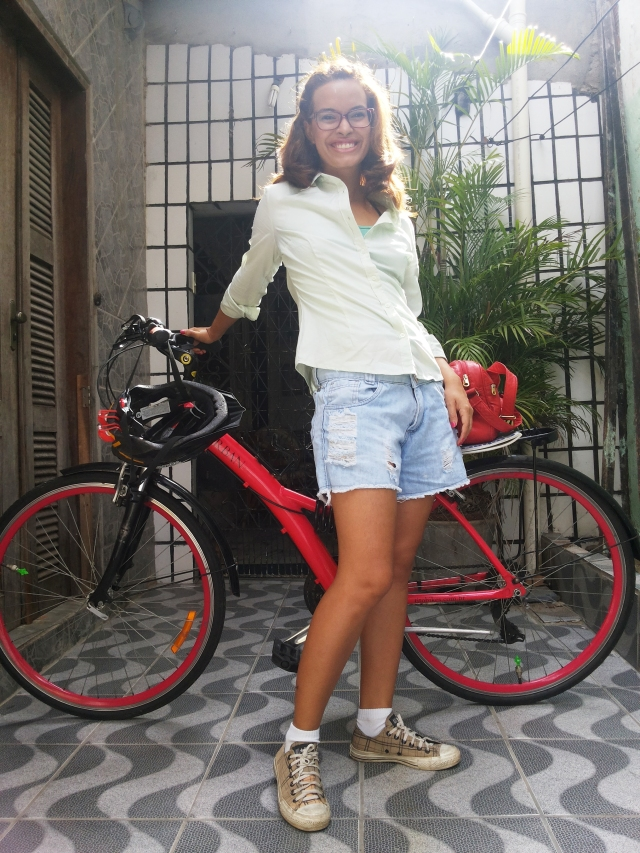 look de bike na cidade sheryda lopes by Francisco Barbosa (2)
