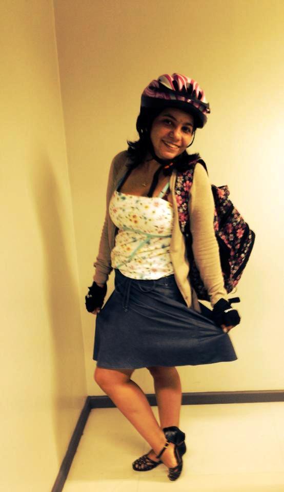 Jannayna Lima De Bike na Cidade 2