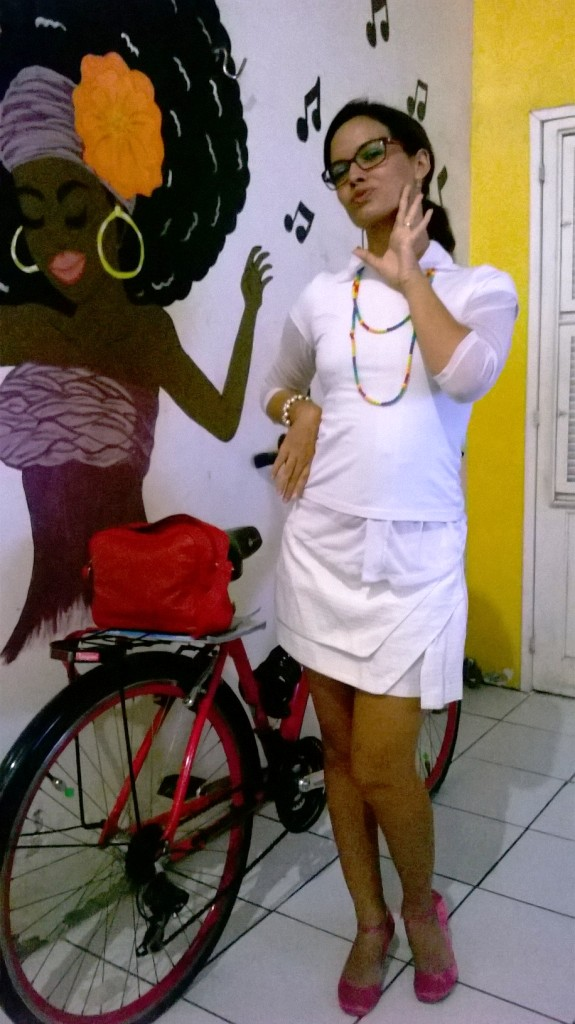 Sheryda Lopes De Bike na Cidade by Francisco Barbosa (1)