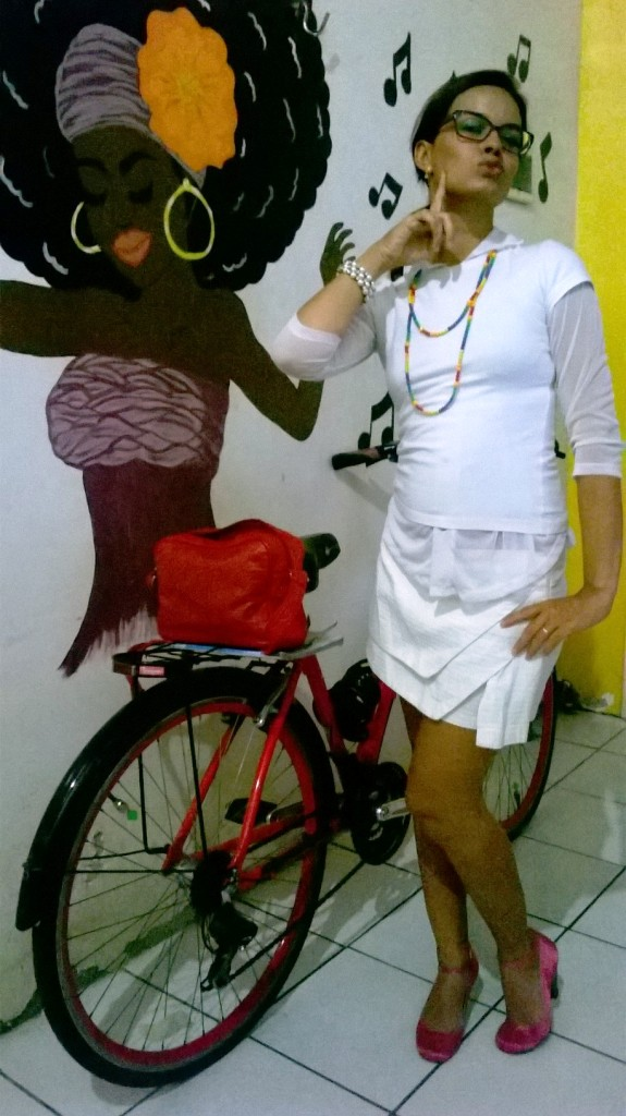 Sheryda Lopes De Bike na Cidade by Francisco Barbosa (2)