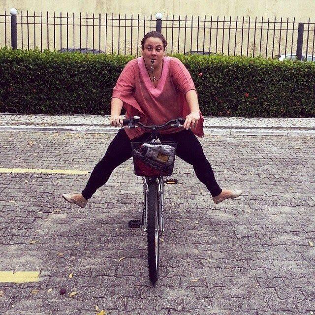 Daniella de Lavour Leitores que pedalam De Bike na Cidade Sheryda Lopes (10)