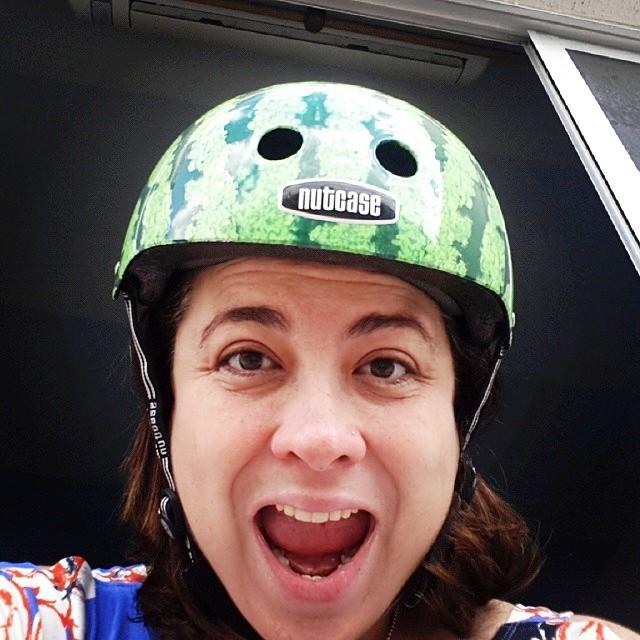 Daniella de Lavour Leitores que pedalam De Bike na Cidade Sheryda Lopes (12)