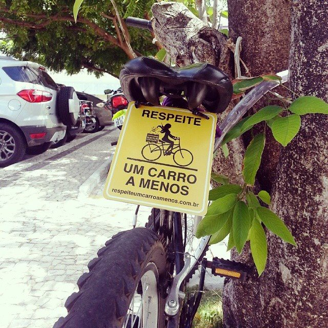 Daniella de Lavour Leitores que pedalam De Bike na Cidade Sheryda Lopes (2)