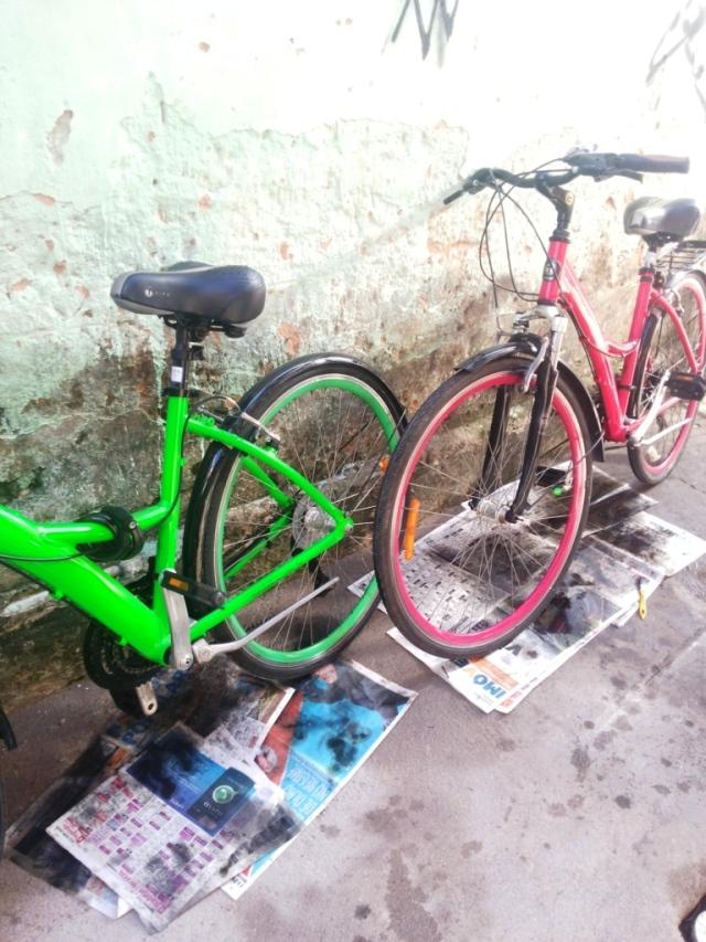 Limpeza corrente bicicleta Wladimir Lessa De Bike na CIdade Sheryda Lopes (13)