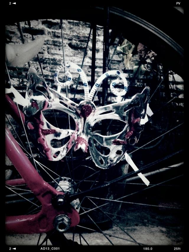 Conto Arlequina Blog De Bike na Cidade Sheryda Lopes
