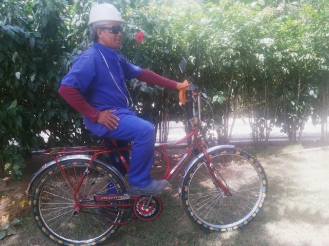 De Bike na Cidade Vi de Bike Pedreiro Sheryda Lopes (1)