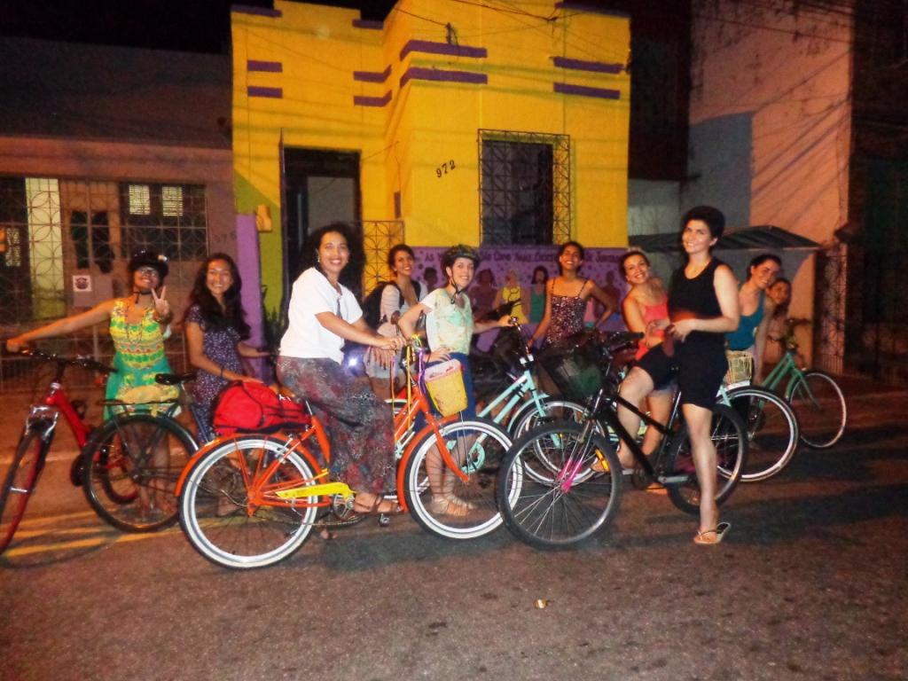 Roda de conversa – CiclistAs compartilham experiências e anseios ... bc86bd9dfd
