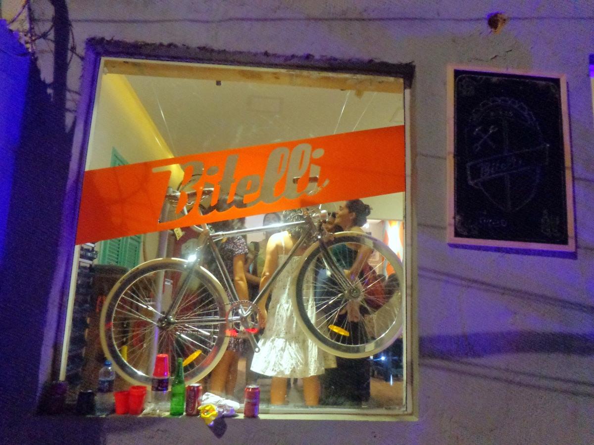 Bicicletaria especializada em fixas e urbanas é inaugurada em Fortaleza