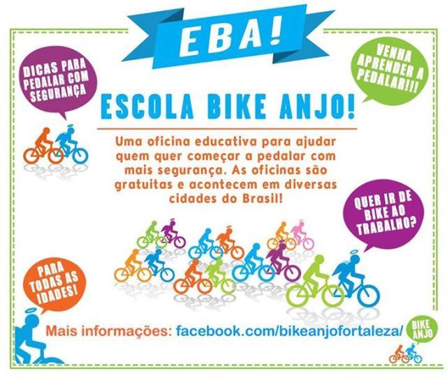 Escola Bike Anjo de abril_Bike Anjo_ De Bike na Cidade