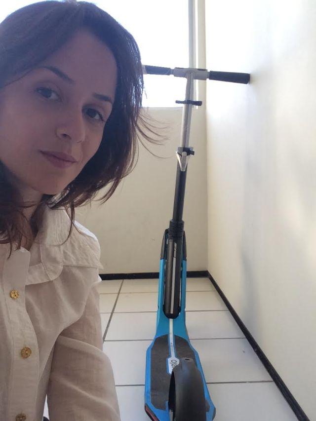 Natasha Catunda De Bike na Cidade Sheryda Lopes (2)