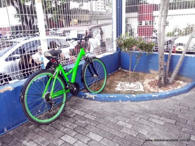 Resenha bicicletário Estácio FIC Moreira Campos De Bike na Cidade (1)