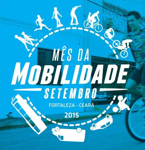Mês da Mobilidade 2015 Fortaleza De Bike na Cidade