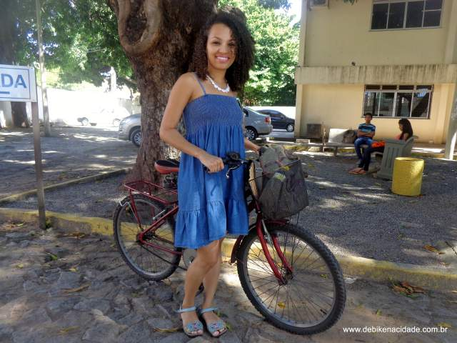 Vi de Bike Mara Nívea Blog De Bike na Cidade by Sheryda Lopes (2)