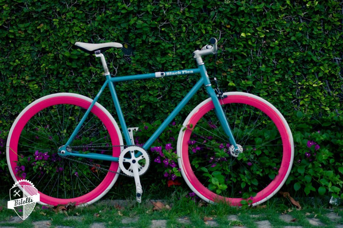 Tipos de Bicicleta - O que é uma bike fixa
