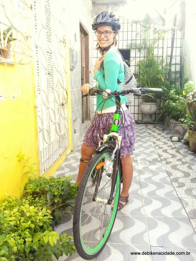 Cycle Chic nem tão chic Sheryda Lopes blog De Bike na CIdade (2)