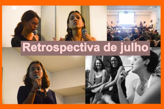 Imagem destacada Eventos de julho roda de conversa sobre direitos e deveres e bate papo ciclovida