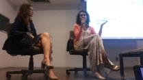 Dillyane Ribeiro compartilhando saberes