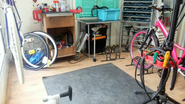 Bancada Compartilhada Bitelli Bikes blog De bike na CIdade Sheryda Lopes (3)