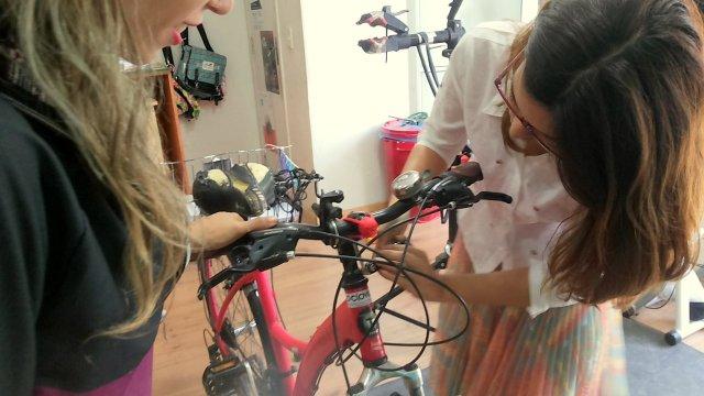 Bancada Compartilhada Bitelli Bikes blog De bike na CIdade Sheryda Lopes (4)