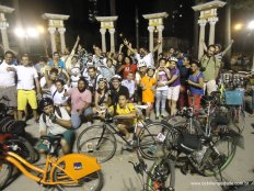 De Bike na Cidade FNEBICI 2015 Recife Bicicleta Sheryda Lopes (5)