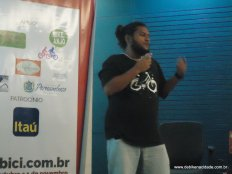 De Bike na Cidade FNEBICI 2015 Recife Bicicleta Sheryda Lopes (7)