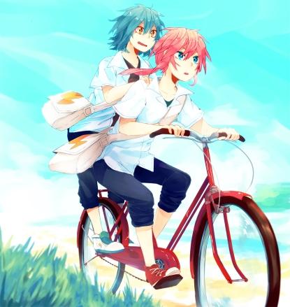 bicicleta_by_shiupika-d5ou3pd