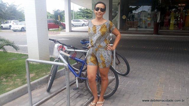 Ana Lucia Porto bicicleta fortaleza blog De Bike na Cidade