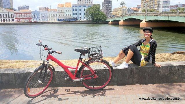 Look de Bike em Recife Vestido boina De Bike na Cidade by Valéria Pires (1)