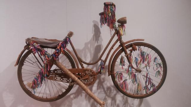 A Bicicleta Romeira
