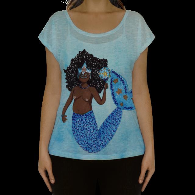 Janaína camiseta full print sheryda lopes